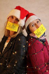 Weihnachtsgruß der Grundschule Langballig