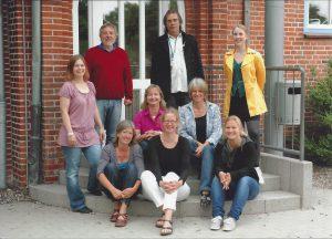 Lehrerkollegium 2012