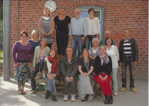 Lehrerkollegium 2013