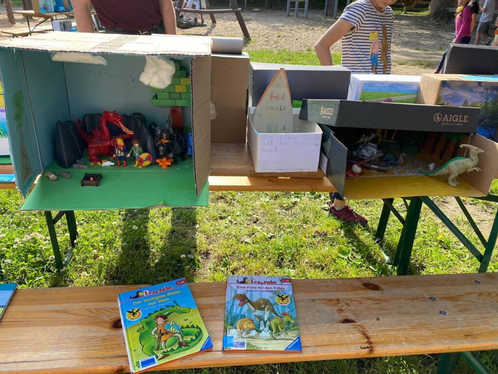 Buchvorstellung an der Grundschule Langballig (8)